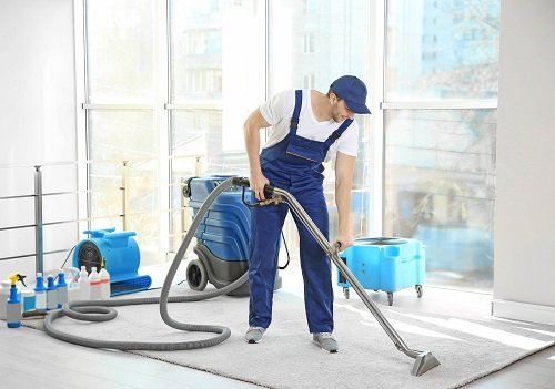 What Commercial Carpet Cleaning Professionals Can Offer